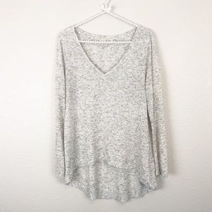 Express High Low Sweater M